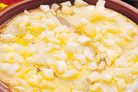 Sevilla sopeao cold soup recipe – Sopeao sopa– Spanish recipes