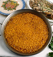 005008 Traditional rice with fish recipe - Spanish recipes