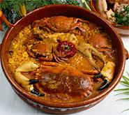 005070 Rice with Crab recipe – Spanish recipes